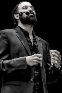 Ennio Castillo blanco y negro Movil